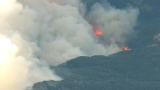 Wildfires continue to burn in California