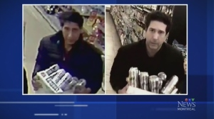 Trending: The one where Ross is arrested
