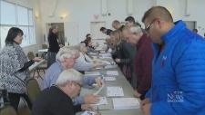 Olympic bid plebiscite underway in Calgary