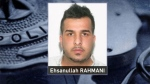 Ehsanullah Rahmani (CPS supplied)