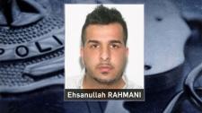 Ehsanullah Rahmani (CPS supplied)