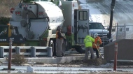Moose Jaw still dealing with road construction