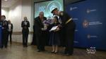 Honouring remarkable bravery