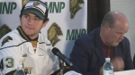 London Knights introduce forward Paul Cotter