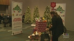 Salvation army kicks off Christmas campaigns