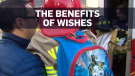 Make-a-Wish more than a morale booster: new study