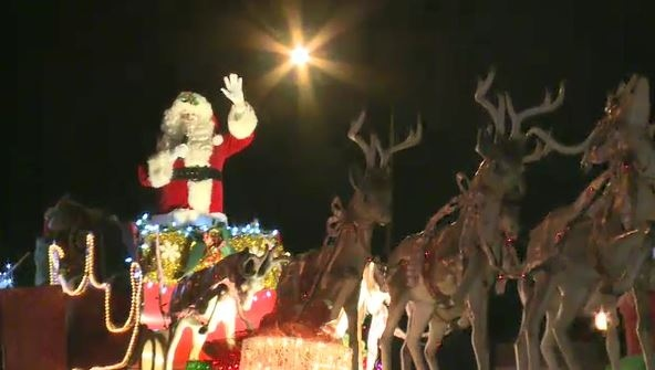 Timmins joined the list Friday of northern communities forced to cancel its Santa Claus parade because of COVID-19, joining North Bay and Sudbury. (File)