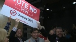 Calgary votes 'no' on 2026 Olympics