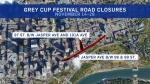 Grey Cup closure