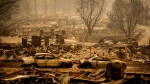 'A warzone': Paradise city councillor on wildfires