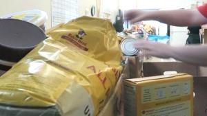 Theft at Sudbury Food Bank