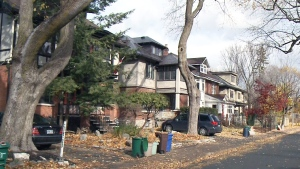Glebe neighbours fight big house proposal