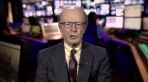UQAM professor Pierre Fortin