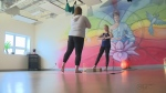 CTV Northern Ontario's Rebecca Nobrega visits a Sudbury yoga studio to learn more about yoga for kids.