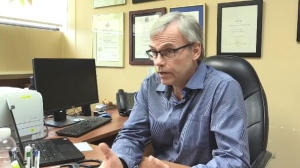 A family physician from Manitoulin Island is getting recognized both provincially and nationally for his work. Lyndsay Aelick reports.