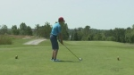 A Sudbury teen has earned a full scholarship to play golf at a Texas university. Matt Ingram reports.