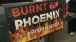 Lethbridge - Phoenix rally