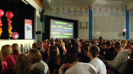 Rally draws attention to cyberbullying
