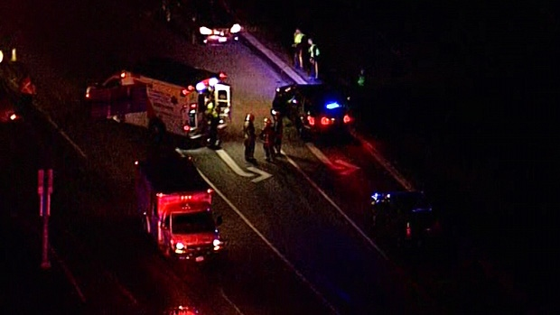 Life-threatening injuries possible in pedestrian-involved crash in Surrey