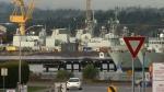 B.C. naval base