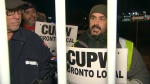 Canada Post workers occupy Toronto facility
