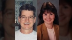 Megan Janes posted a photo of her aunt and uncle, Paradise residents Randy and Paula Dodge, when they went missing. (Megan Janes / Twitter)