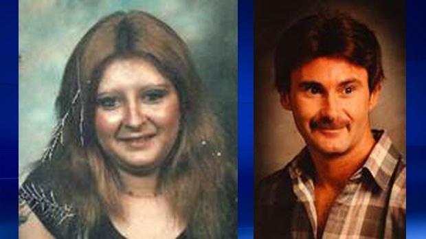 Julie Derouin and Theodore Milde have both been reported missing in the Lethbridge area for several decades. Police are seeking tips on their whereabouts. (Supplied)