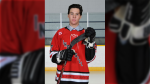 The Ingersoll and District Minor Hockey Association says Tyler Arts was one of their members. (Source: Facebook/Ingersoll and District Minor Hockey Association)