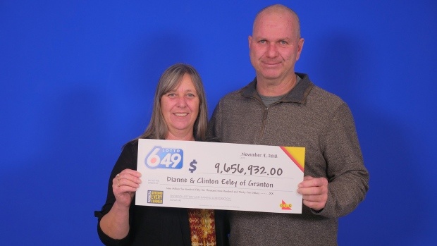 Lotto winners