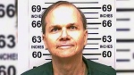 "This Jan. 31, 2018, file photo, provided by the New York State Department of Corrections, shows Mark David Chapman, the man who killed John Lennon on Dec. 8, 1980. Chapman told a parole board in August 2018, when the New York state Board of Parole denied his release, that he feels ""more and more shame"" every year for his crime. A transcript of the hearing was released Thursday, Nov. 15, 2018 by prison officials. (New York State Department of Corrections via AP, File)"