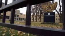 St. Michael's College School is shown in Toronto on Nov. 15, 2018. (Frank Gunn / THE CANADIAN PRESS)