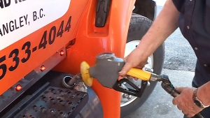 Gas prices plunge in Metro Vancouver