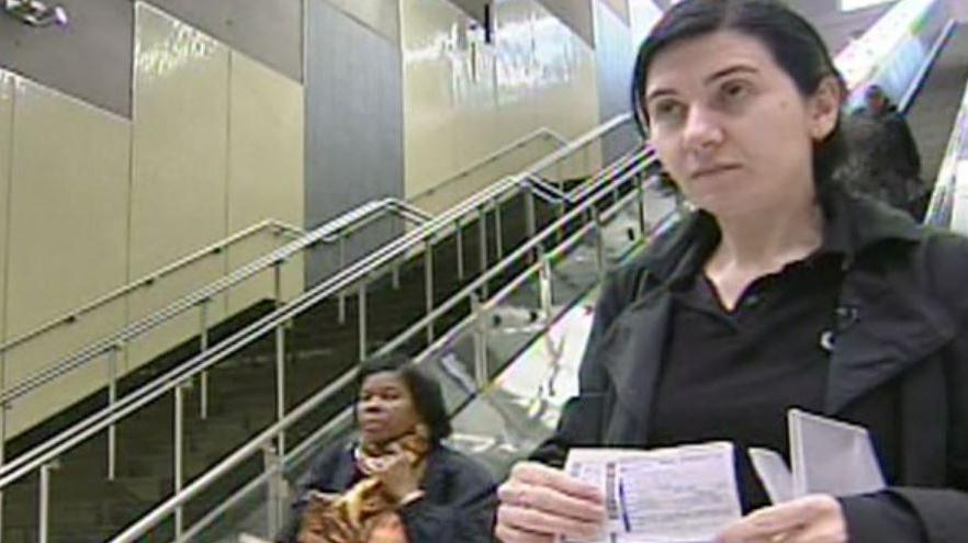 Bela Kosoian was handcuffed inside a Laval subway