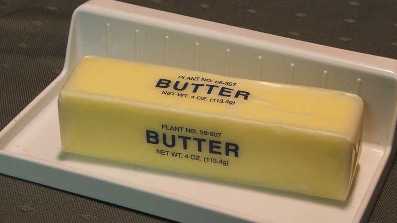 Butter theft in Coquitlam