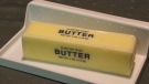 A generic image of butter provided by the Coquitlam RCMP is shown.