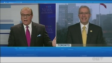 CTV Northern Ontario's Brendan Connor talks to Nipissing MP and Ontario Finance Minister Vic Fedeli about allegations and recent cuts.