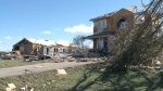 Snowfall adds urgency to tornado recovery