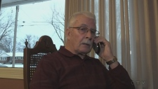 A Sudbury senior is speaking out after he was scammed out of thousands of dollars. Matt Ingram reports.
