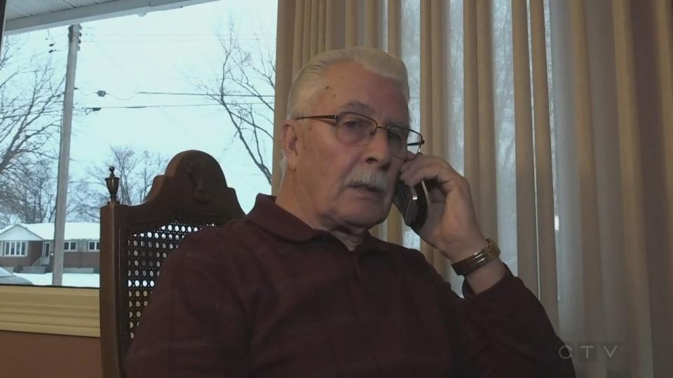 Sudbury senior falls victim to phone scam