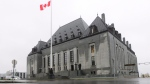 The Supreme Court of Canada is shown in Ottawa on Thursday Nov. 2, 2017. (THE CANADIAN PRESS/Sean Kilpatrick)