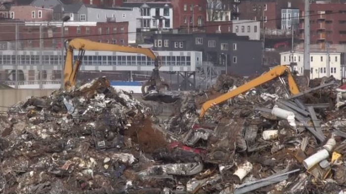Saint John metal recycler gets permit extended, but will face tougher rules