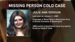 Julie Ann Derouin - missing