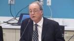 Mayors clash over future of Surrey SkyTrain