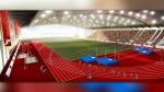 Calgary Fieldhouse concept