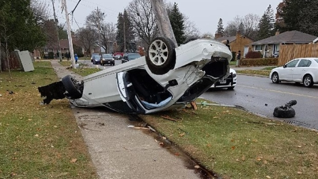 Brydges Crash