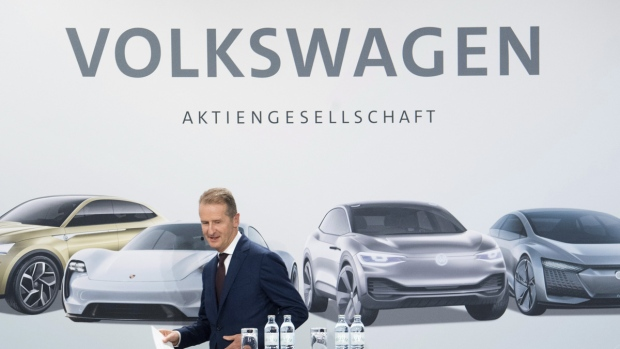 VW to spend $50.2 billion on electric, autonomous vehicles by 2023