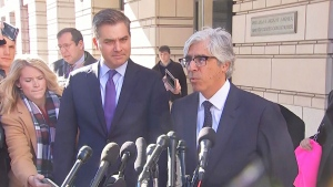 Acosta speaks after ruling