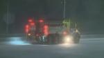 Calgary, roads, snowplow