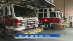 Changes could allow double hatter firefighting