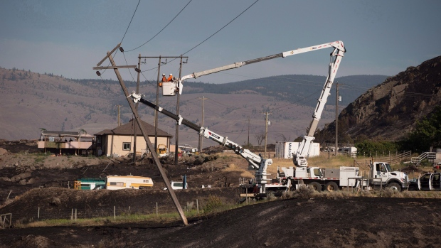 BC Hydro report says climate change events cause worse storms, outages